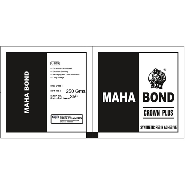 Mahabond Chemical Packing Pouches