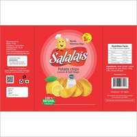 Salalais Rs 5 Small Pack-1 Chips Packing Cover