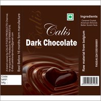 Calis Dark Chocolate Packing Pouches