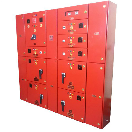 Electrical Fire Pump Control Panel