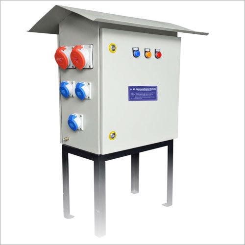 Industrial Socket Panel