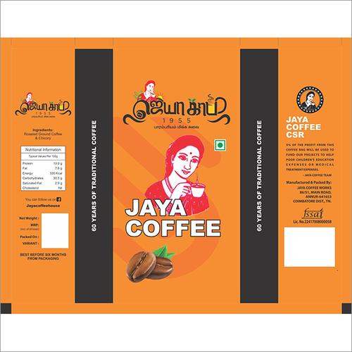 Jaya Coffee Pouches