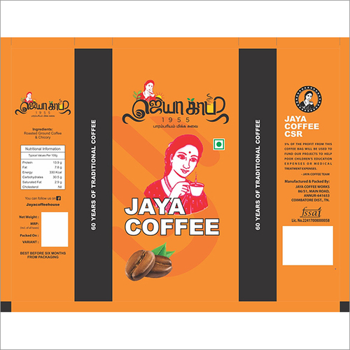Jaya Coffee Pouches