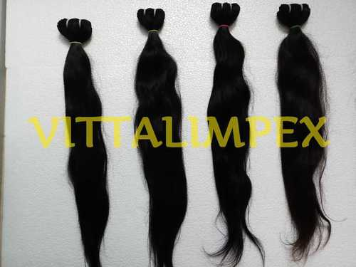 Temple Weft Bundle Hair Extensions