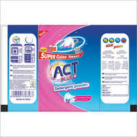 Act Plus Detergent Powder 200g Pouch