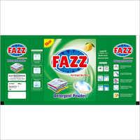 Fazz Detergent Powder 500g Pouch
