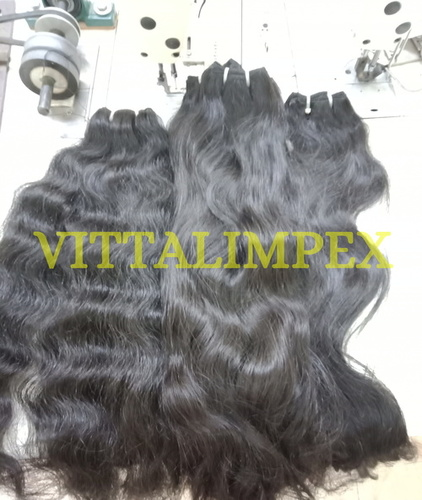 Raw Natural Human Hair