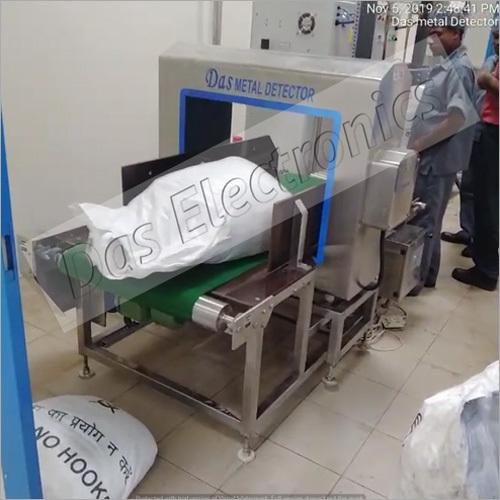 Automatic Jumbo Bag Metal Detector