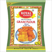 Royal Gram Flour Packing Pouches