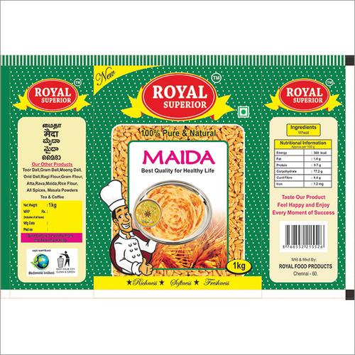 Royel Superior Maida 1Kg Packing Pouches