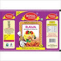 Royel Superior Rava 1Kg Packing Pouches