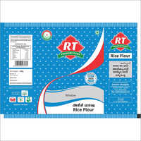 RT Rice Flour Packing Pouche