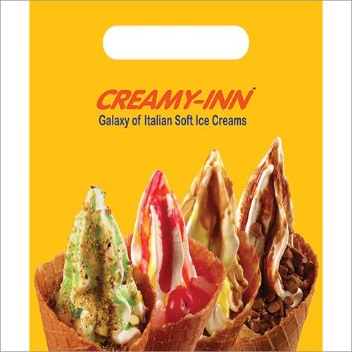 Ice Cream Pouches