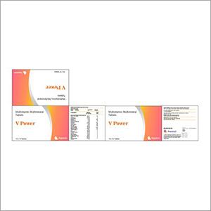 Multivitamin Multimineral Tablets