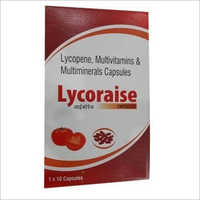 Lycopene - Multivitamin With Multimineral Capsules