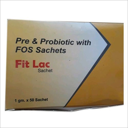 Pre And Probiotic With FOS Sachet