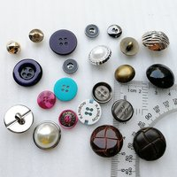 ALL SIZE ABS/PLASTIC SEWING BOTTON   HD01-A