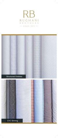 Premium Oxford Shirting Fabric