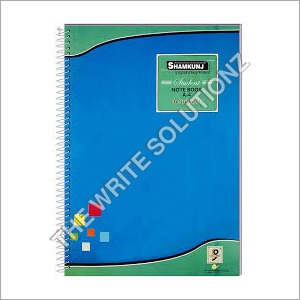 A4 Size Notebook