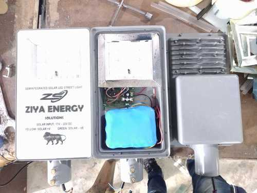 18 Watts Semi Integrated Solar Street Light - LiPo4 Battery