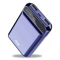 pTron Dynamo 10000mAh 2.4A Ultra-Compact Power Bank with 2 USB Ports