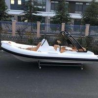 Liya 6.6m/22feet Lastest Rib Boat Hypalon Rhib