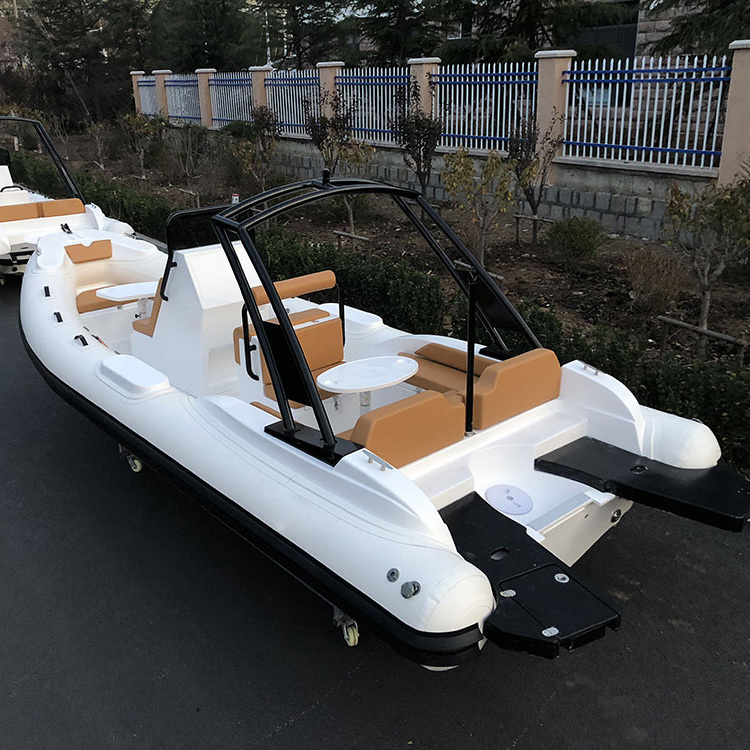 Liya 6.6m/22feet Lastest Rib Boat Hypalon Rhib For Sale