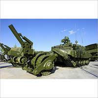 Aluminium Profiles For Defence