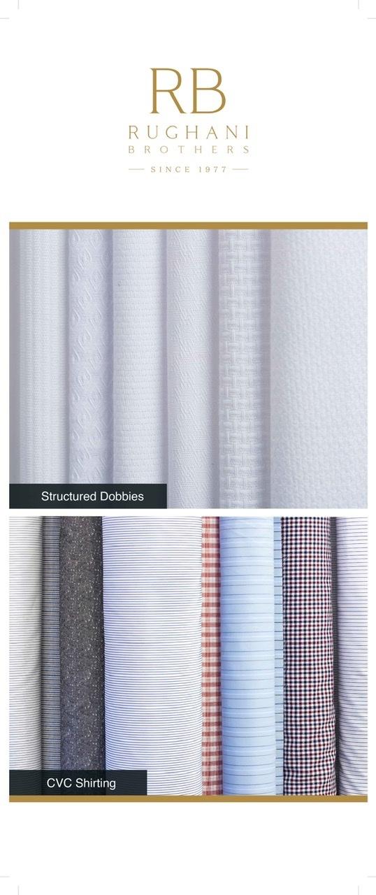 CVC Shirting Fabric