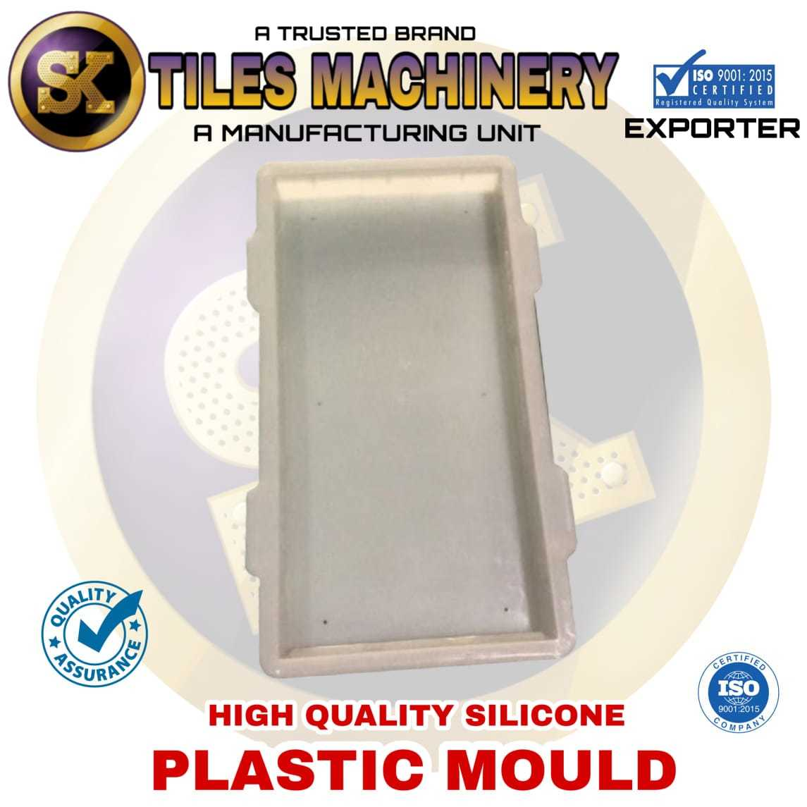 High quality Silicone Plastic Mould