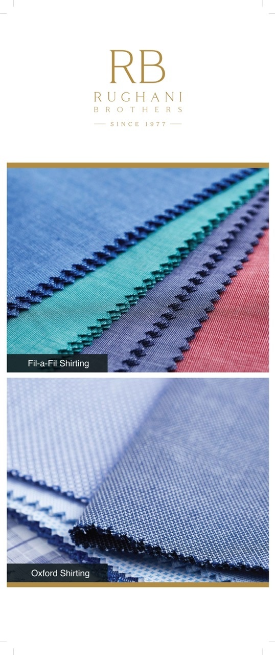 Polyester Cotton Yarn Dyed Shirting Fabric