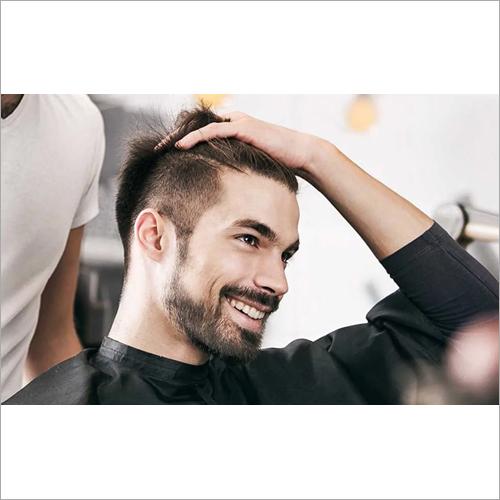 Mens Hair Weaving Services