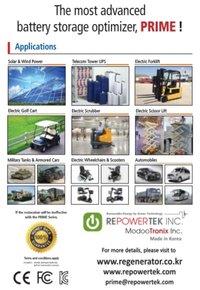 RPT-S600 Universal Battery Regenerator