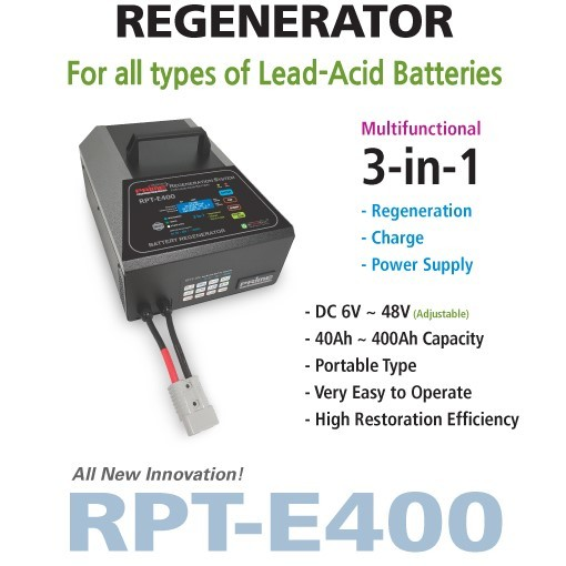 RPT-E400 Regenerator