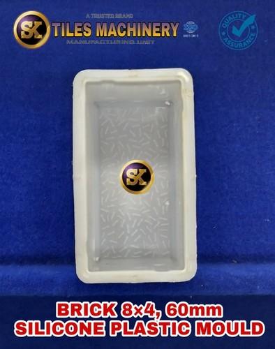 Silicone Plastic Brick Mould