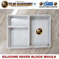 Brick 60 mm Silicone Plastic Mould