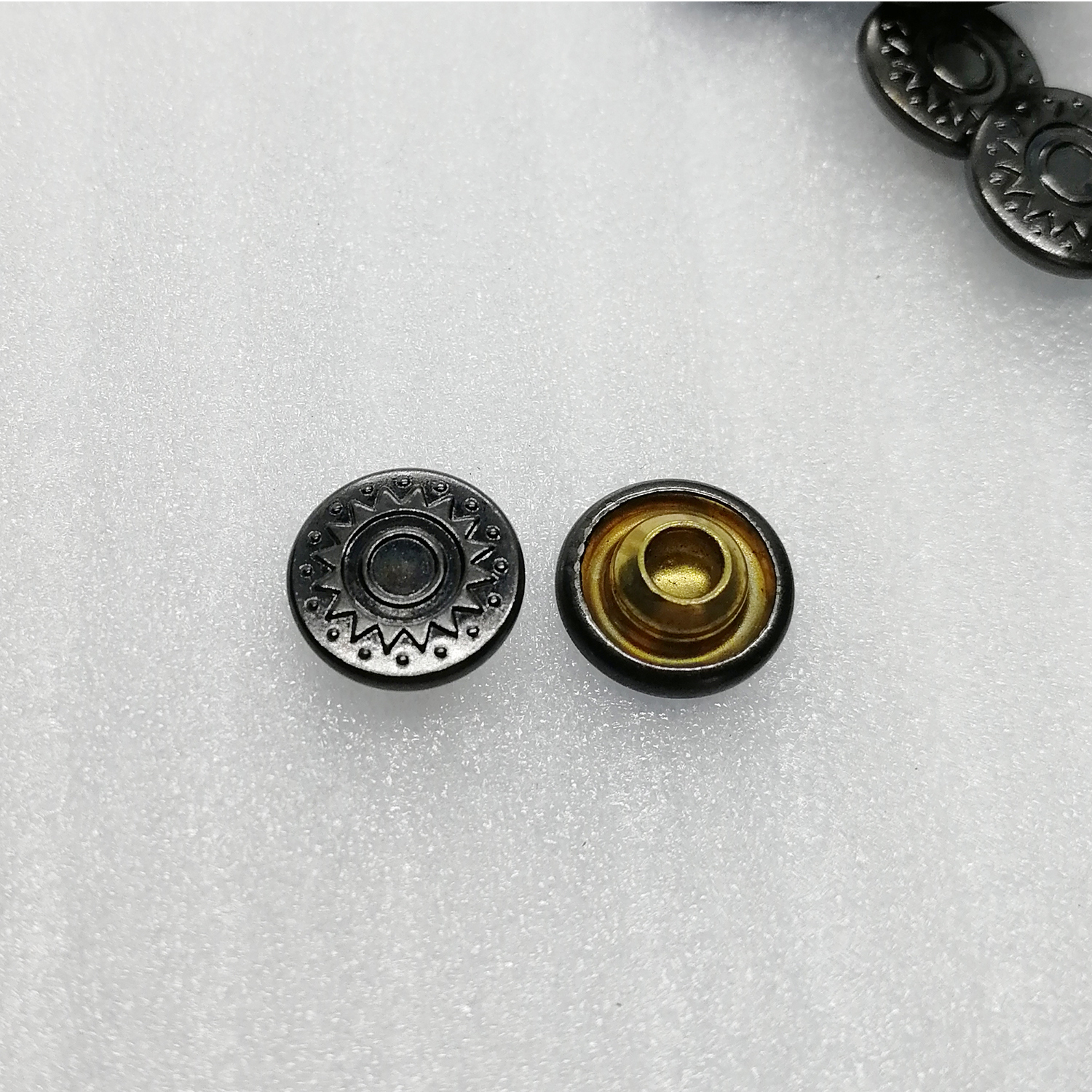 High Quality Various Metal Alloy Brass Rivet for Jean/Bag/Shoes HD05-A