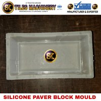 Brick Silicone Plastic Mould