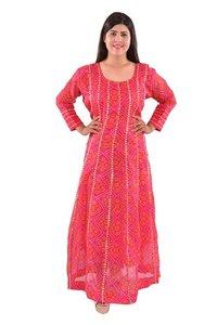 Lehriya Gown