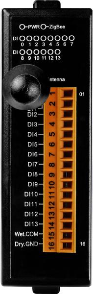 Zigbee Wireless I/O Module