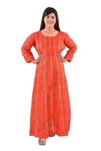Ethnic Wear Gown
