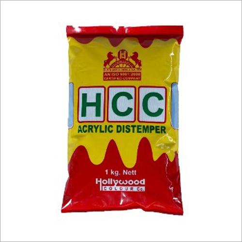 HCC Acrylic Distemper Pouch