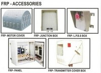 FRP Transmitter Cover Canopy Box