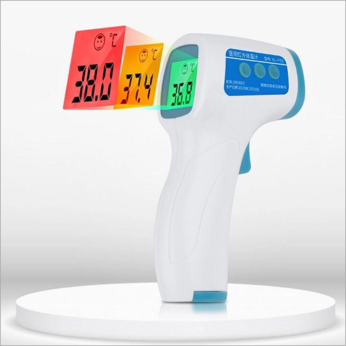 Tripal Backlight Thermometer