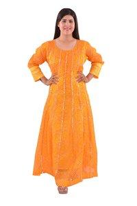 Lehriya Gotta Gown
