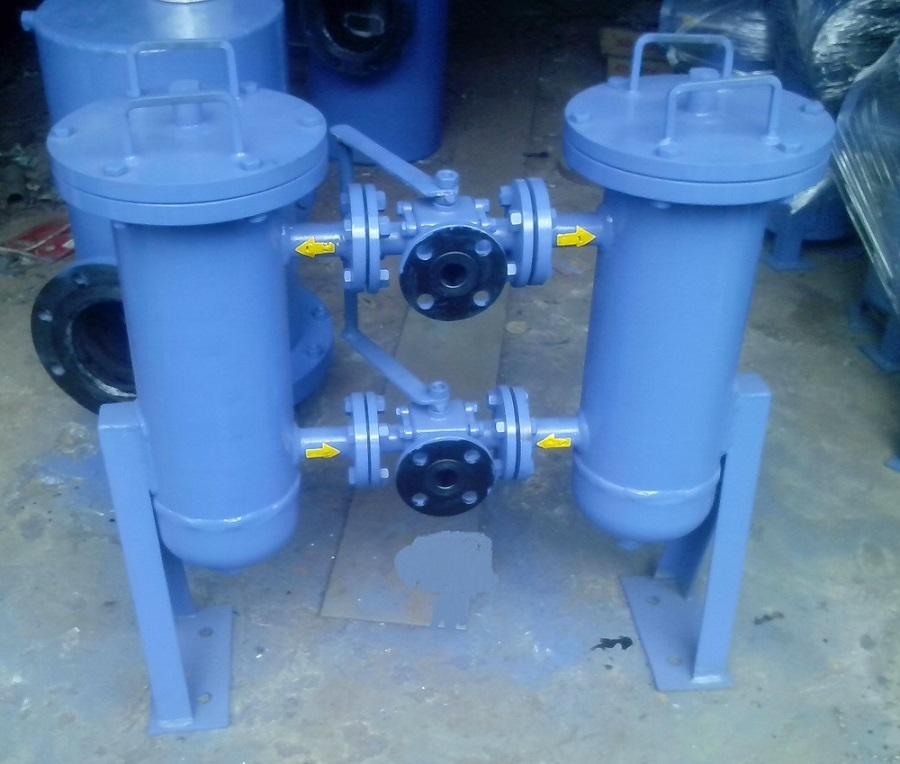 Duplex Cartridge Filter