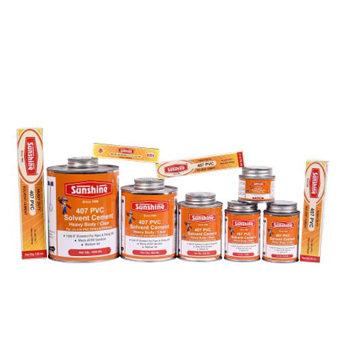 Hi Pressure Pipe Solvent Cement