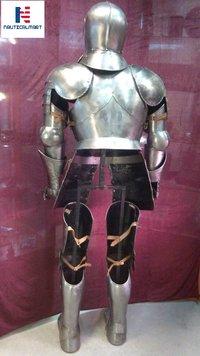NauticalMart Medieval Suit of Armor Combat Full Body Halloween Costume