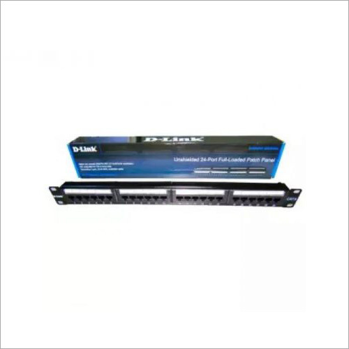D-Link 24port Patch Panel