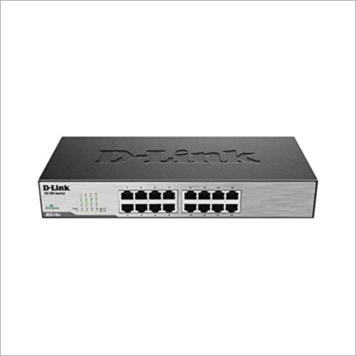 16 port Unmanaged Switch